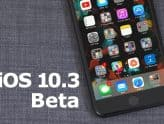Apple releases Seventh beta of iOS 10.3