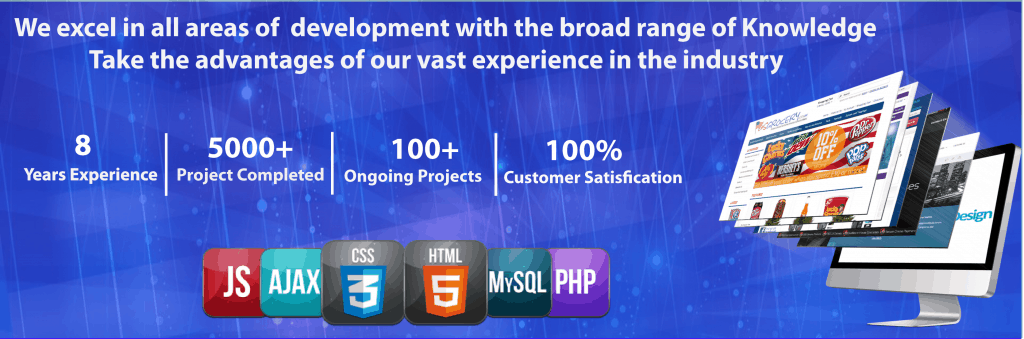 Web Development Company in Punjab