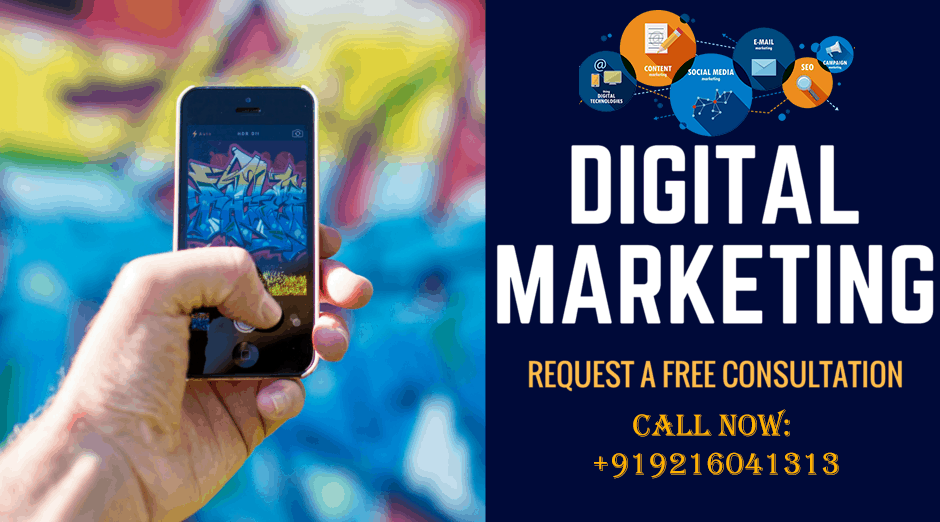 Digital Marketing Consultant in Patiala