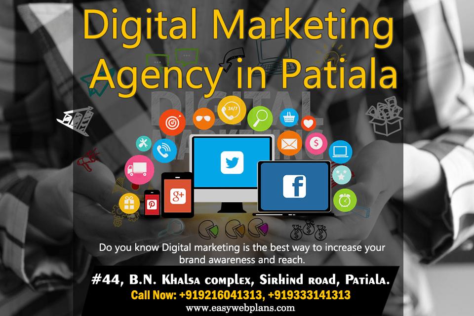 Digital Marketing Agency in Patiala