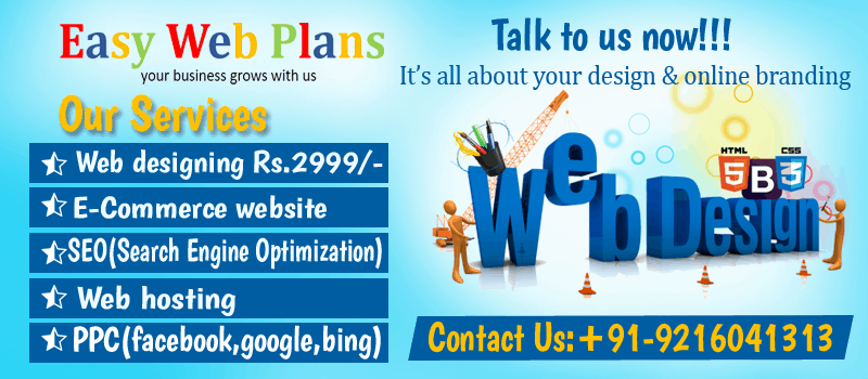 Web Designing Company in Amritsar