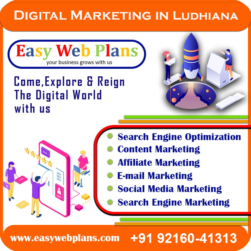 Digital Marketing Company in Ludhiana