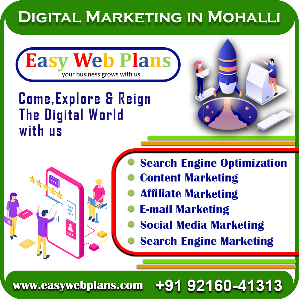 Digital Marketing Company in Mohali