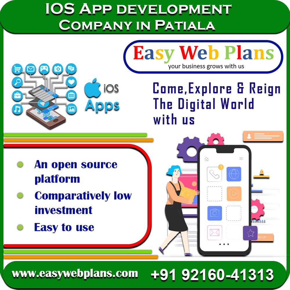 IOS APP Development Company in Patiala