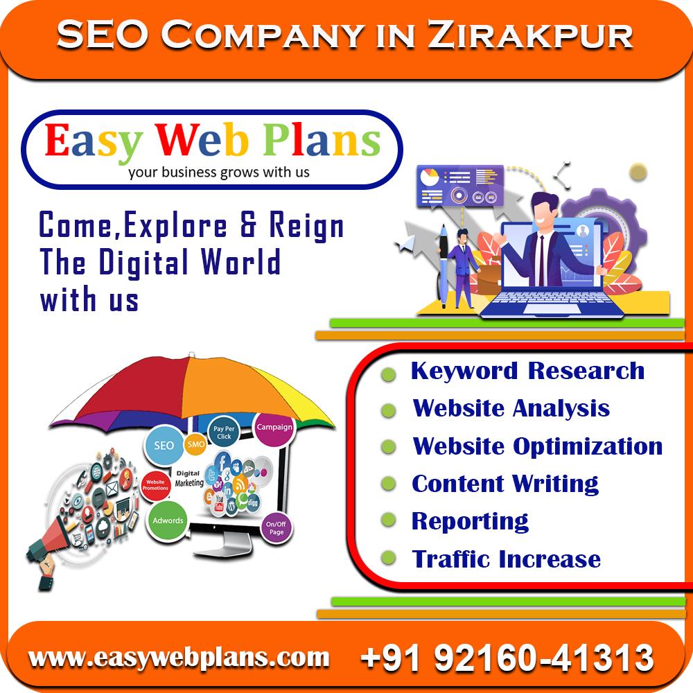 SEO Company in Zirakpur