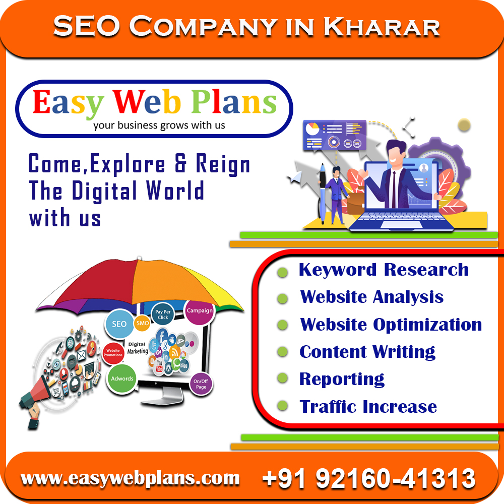 SEO Company in Kharar