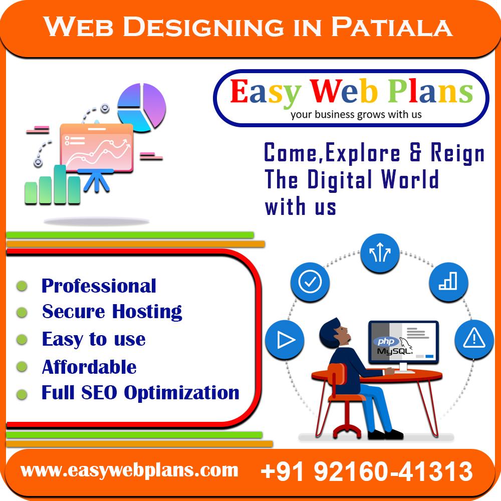 Web Designing Company in Patiala